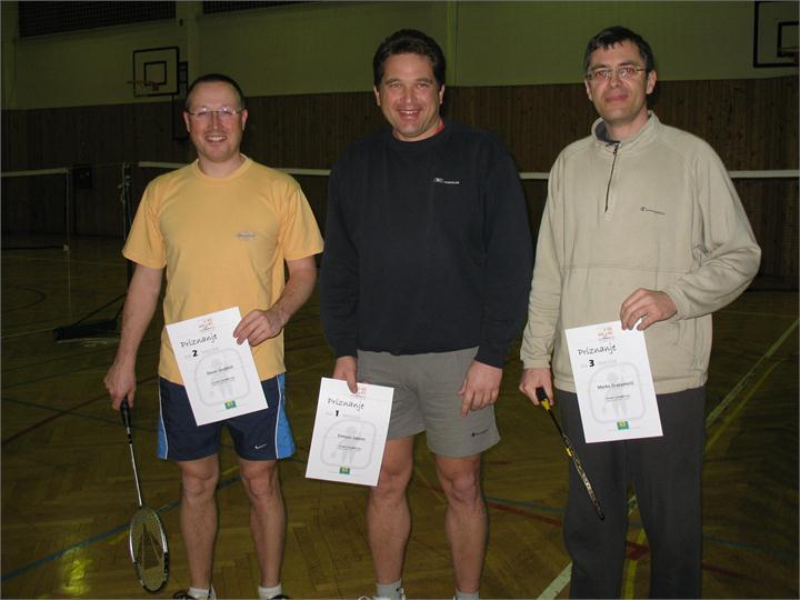 1. interni turnir - poročilo (28.1.2010)